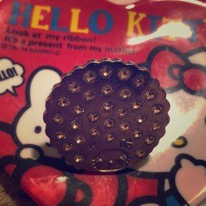 Tarina Tarantino Jewelry - Tarina Tarantino Hello Kitty Afro Ring